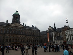 amsterdam_5_060 (OurTravelPics.com) Tags: church amsterdam square with dam royal palace kerk nieuwe the