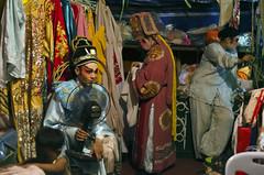 Chinese opera (PawelBienkowski) Tags: chinatown bangkok chineseopera flickrsbest