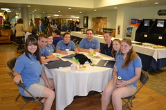 Humanities and Fine Arts Academic Orientation Luncheon (6) (saintvincentcollege) Tags: students campus education fine arts pa event benedictine orientation academic humanities latrobe saintvincentcollege
