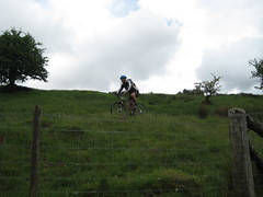 John approaching the bridge (neil.finnes) Tags: dorset rough brecon beacons riders