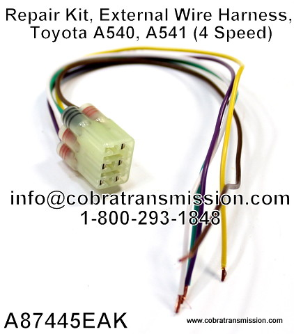 the world s best photos by cobra transmission flickr hive mind repair kit external wire harness toyota a540 a541 4 speed