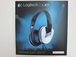 Logitech UE 6000