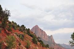Zion National Park (morris 811) Tags: mountains nature clouds landscape utah nationalpark nikon canyon zionnationalpark nikkor f28 cloudporn 2470mm d700