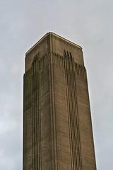 Tate Modern (Peter Vangeen) Tags: chimney london thames architecture tatemodern southbank londonskyline londonbuildings
