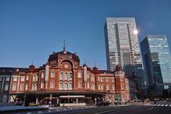 Tokyo Station (Hall1998) Tags: tokyo sigma dp merrill dp1 dp1m