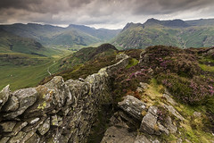 FELL TOP (Steve Boote..) Tags: mountains clouds landscape nationalpark lakes lakedistrict hills cumbria gitzo langdale langdalepikes northwestengland littlelangdale sigma1020f456exdchsm lingmoorfell leefilters ndgrads canoneos7d 06h 09s steveboote