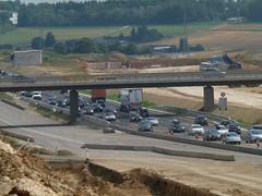 A8 Ausbau Hohenstadt - Ulm/West BA2  August 2013_197 (marlon_75) Tags: autobahn ulm a8 nbs autobahnbaustelle bollingen dornstadt autobahn8 i