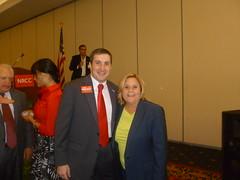 Joe Kaufman Team with Congresswoman Ileana Ros-Lehtinen RNCC Fundraiser feat. Amb. John Bolton