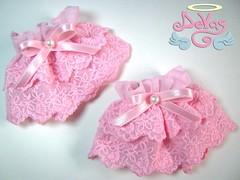 WRIST CUFF SWEET GARDEN II (VENDIDO!) (Devas Acessrios) Tags: garden sweet lace lolita bracelet pearl cuff wristcuff devas