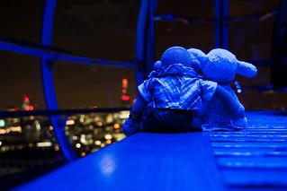 Romance on the London Eye - Explored 2/10/13 #57