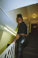 DRC Guys Africa Centre London 2002 075 Mpume from South Africa having Fun (photographer695) Tags: africa from 2002 london fun south centre guys having drc chumie mpume