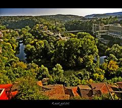 Yantra river, Veliko Tarnovo (cod_gabriel) Tags: bulgaria velikotarnovo velikotrnovo velikotrnovo velikoturnovo yantra iantra yantrariver sinuos meandre yantrameanders   bulgarien    bulgaristan