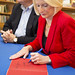 "<b>Callista Gingrich Book Signing_100513_0008</b><br/> Photo by Zachary S. Stottler Luther College '15<a href=""http://farm4.static.flickr.com/3784/10181172656_56c1d77c90_o.jpg"" title=""High res"">∝</a>"