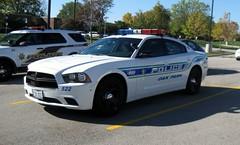 IL - Oak Park Police Department (Inventorchris) Tags: park fire illinois oak district police security ambulance il cop law enforcement protection department