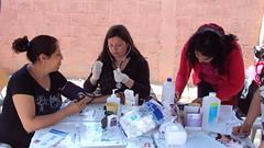 Voluntarios País  Operativo de Salud en Caldera, Freirina y Chañara. Atacama 2013 b