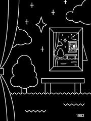 MSCED : 125 — Losing Haringey/The Clientele (cmyka_msced) Tags: illustration typography design designers joestratton msced makesomethingcooleveryday
