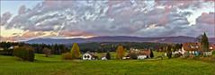 Abends unterm Lusen (Helmut Reichelt) Tags: leica panorama germany deutschland bavaria abend rachel m9 niederbayern bayerischerwald lusen sanktoswald leicasummilux35mmf14asphii colorefexpro4 captureone7