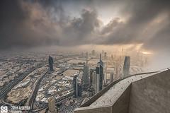 Kuwait - The Ultimate Low Clouds (Sarah Al-Sayegh Photography   www.salsayegh.com) Tags: clouds canon landscape cityscape kuwait kuwaitcity cityskyline landscapephotography dramaticclouds kuwaitskyline kuwaitcityskyline canoneos5dmarkiii wwwsalsayeghcom sarahhalsayeghphotography infosalsayeghcom