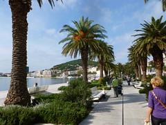 Croatia - Split - The Promenade (bellrockman2011) Tags: rome birds architecture roman croatia palace split canna adriatic palace coast diocletien emperor dalmatian diocletiens