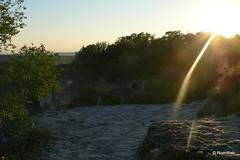 Бахчисарай, средневековый город-крепость Чуфут-Кале