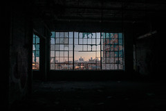 the once and future city. (Stephen Poullas) Tags: love detroit how i