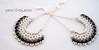 PP043 (♥ - ISA - ♥ plexi10_bijouterie) Tags: handmade aros earrings boucles pendientes bisuteria abalorios hechoamano delicas