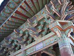 P1120997 (hancan) Tags: pine stonework buddhism temples gyeongju bulguksa seokgatap treasuretower beopjong