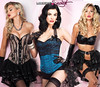lingerie burlesque legavenue