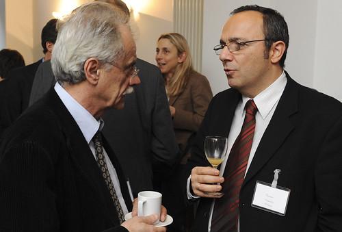Yannis Ioannidis and Babis Savakis