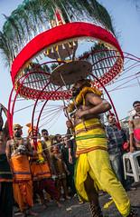 Kavadi Dance, Thaipusam 2014 (syukaery) Tags: travel people holiday festival asian asia indian faith religion culture celebration malaysia ritual kualalumpur hindu hinduism tamil batucaves thaipusam humaninterest 2014