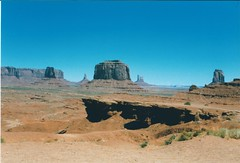 Monument Valley 3 (Jon Stow) Tags: monument valley may1999