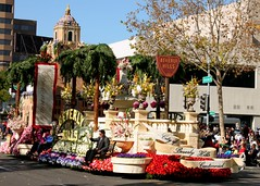 City of Beverly Hills Centenial (Prayitno / Thank you for (9 millions +) views) Tags: ca city roses rose parade hills celebration tournament 100th beverly years pasadena float centenial 2014 konomark