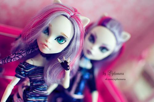 Catrine Demew Doll