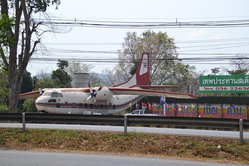Fairchild C.123