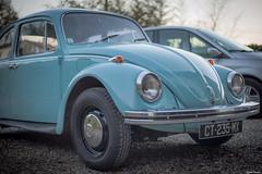 VW 1300. (Jérôme Cousin) Tags: auto classic car vw sedan vintage bug volkswagen four 1 nikon automobile flat 4 beetle voiture collection porsche cox type nikkor 18 50 1972 escarabajo käfer coccinelle 1300 fusca kafer d700