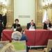 Mesa redonda y lectura de poemas en conmemoración del Día Mundial de la Poesía, que por iniciativa de la UNESCO se celebra cada año el 21 de marzo.