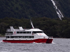 2014-03-01 Spirit of Milford (tord75) Tags: cruise newzealand ship cruiseship fjord milfordsound fiordland 2014 shipspotting