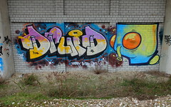 Graffiti (oerendhard1) Tags: graffiti streetart urban art vandalism rotterdam mdb rumbl druid oerendhard