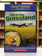 Life in the Grassland (Vernon Barford School Library) Tags: new school ecology smart reading book words high reader library libraries reads books super science christine read paperback cover junior covers bookcover pick middle grassland habitat vernon quick recent grasslands materials picks qr vocabulary bookcovers nonfiction paperbacks caputo scholastic readers habitats barford softcover a quickreads quickread readingmaterials vernonbarford softcovers superquickpicks superquickpick 9780545596534
