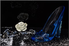 der gläserne Schuh ... (ace.wolter) Tags: highheels glas schuh glassshoe glasschuh