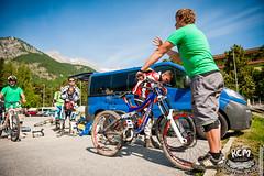 RCM Bardonecchia #1 ( YariGhidone ) Tags: sun mountain bike sport lens jack action corso downhill resort riding gravity mtb bici alpi freeride enduro guida bisi triade 2470 corsi rcm jackbisi mtbforum raidacomemangi