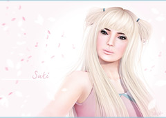 { Suki } New from Belleza for Arcade! (Trinetty Skytower) Tags: fashion asian photography model truth skin avatar arcade sl secondlife virtual suki ikon belleza