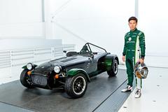 Caterham Seven 250 R Kamui Kobayashi Special Edition (Official Caterham Cars) Tags: f1 seven r formula1 caterham 250 kobayashi