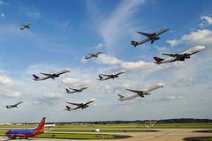ATL Departures (AlessioRLoreti) Tags: atlanta france southwest lines airport atl sony air united delta jackson atlantic virgin international american airbus boeing airlines a330 b747 747400 hartsfield b737 b767 767300 md88 b777 737700 katl a330300 767400 777300er a6000 ilce6000