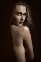 Jade P III (Yankı Sivrikoz) Tags: portrait woman hot cute sexy girl beautiful beauty hair studio eyes pretty young lips blonde