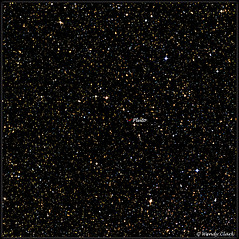 Pluto 9 July 2015 (twinklespinalot) Tags: spring sagittarius astronomy pluto siding newhorizons astrometrydotnet:status=solved itelescope astrometrydotnet:id=nova1162795