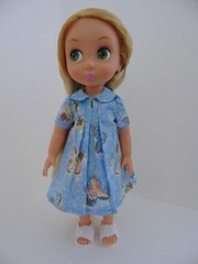 Disney Animator doll Rapunzel (Toye's Tiny Treasures) Tags: rapunzel disneyanimator disneydolls 16inchdoll