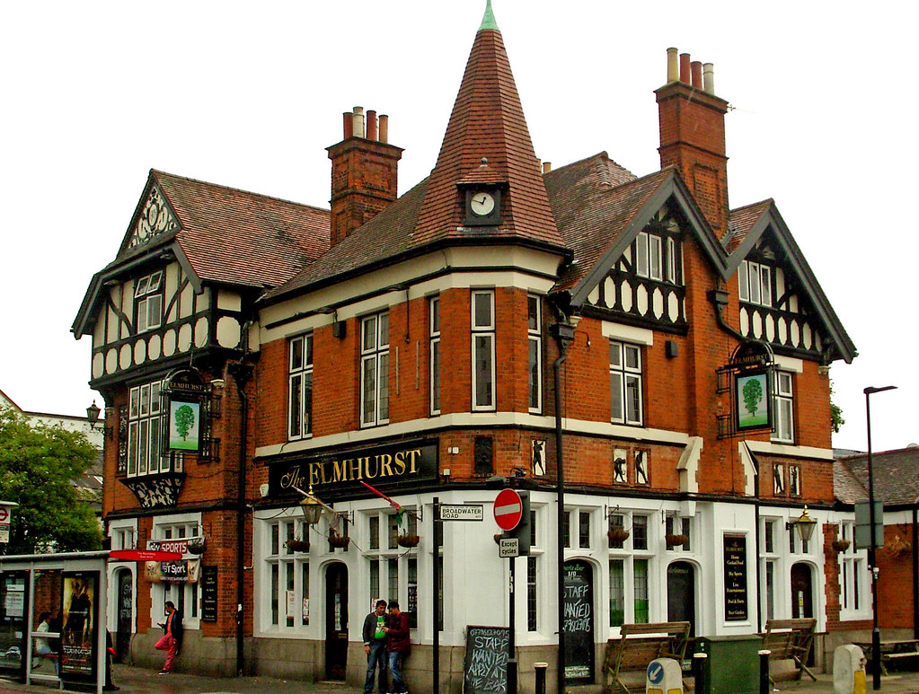 The Elmhurst Pub, Tottenham