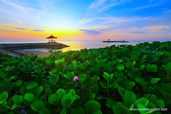 BEYOND BEAUTY (kadek susanto) Tags: sanur bali sunrise natureartphotography nature photography blue beautifu landscape colors paradise kadeksusanto