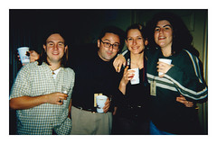 Al MacDonald, Gordie Campbell, Zuzana Istvankova, Angela MacNeil